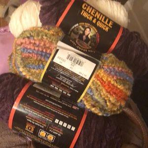 Other - 5 yarn skeins